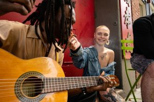Reggae music in balkans