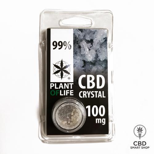 99% CBD Crystals