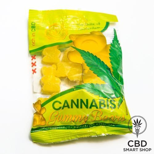 CBD Gummy Teddy Bears