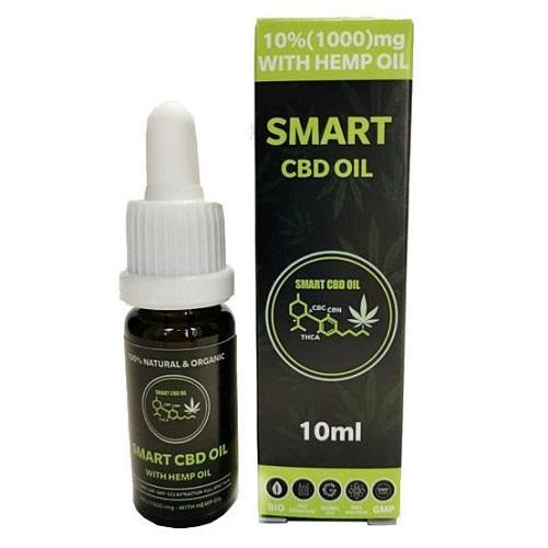 CBD Smart Oil 10%